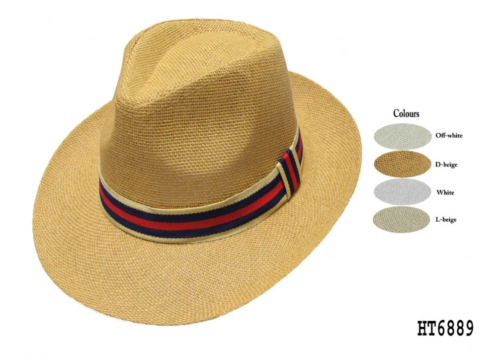 mens and ladies panama fedora hat
